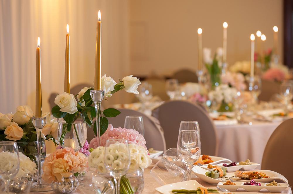 סידורי שולחן ופרחים